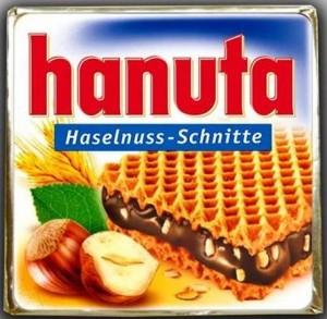 Hanuta Logo